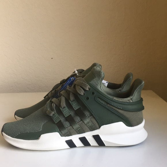 faf8e7db843e Adidas equipment green sport shoes new with tags